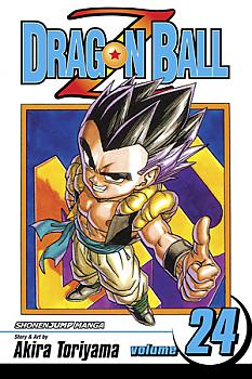 Dragon Ball Z Manga Vol.  24