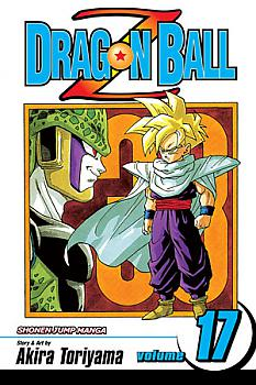Dragon Ball Z Manga Vol.  17