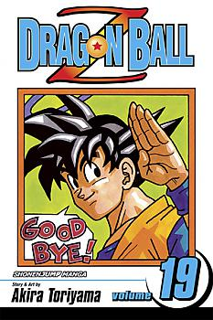 Dragon Ball Z Manga Vol.  19