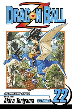 Dragon Ball Z Manga Vol.  22