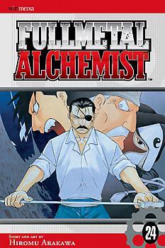 FullMetal Alchemist Manga Vol.  24