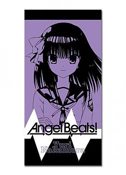 Angel Beats! Towel - Yuri Purple