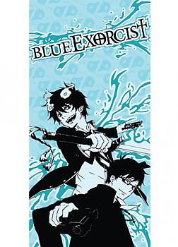 Blue Exorcist Towel - Rin and Yukio