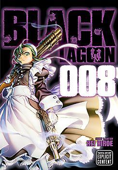 Black Lagoon Manga Vol.   8