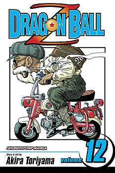 Dragon Ball Z Manga Vol.  12