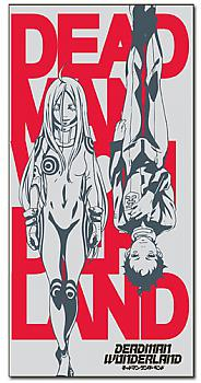 Deadman Wonderland Towel - Ganta & Shiro