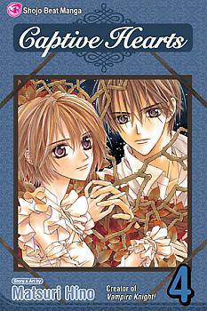 Captive Hearts Manga Vol.   4