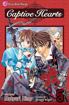 Captive Hearts Manga Vol.   5