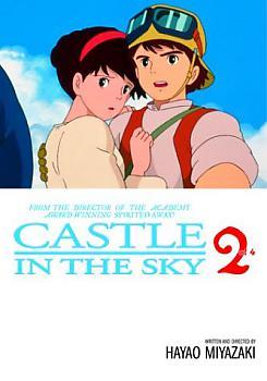 Castle in the Sky Manga Vol.   2