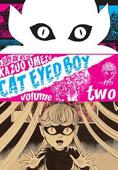 Cat Eyed Boy Manga Vol.   2
