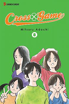 Cross Game Manga Vol.   8