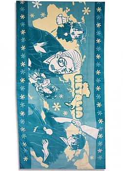 Hetalia Towel - World Series Hagoita
