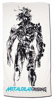 Metal Gear Rising Towel - Raiden (REVENGEANCE)