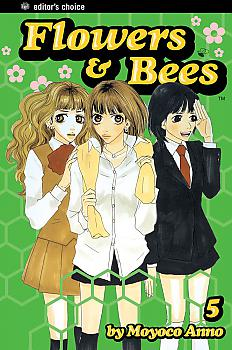 Flowers and Bees Manga Vol.   5