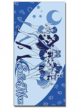 Sailor Moon Towel - Sailor Soldiers
