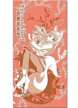Spice and Wolf Towel - Holo with Apple