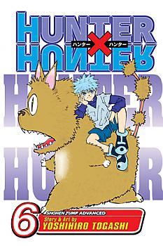 Hunter X Hunter Manga Vol.   6