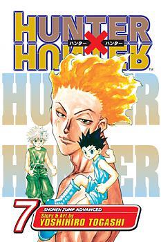 Hunter X Hunter Manga Vol.   7