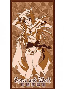 Spice and Wolf Towel - Holo