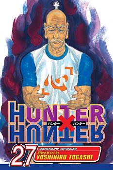 Hunter X Hunter Manga Vol.  27
