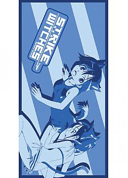 Strike Witches Towel - Yoshika and Francesca