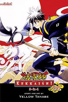 Kekkaishi Omnibus Manga Vol.   1