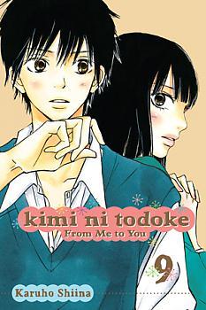 Kimi Ni Todoke Manga Vol.   9