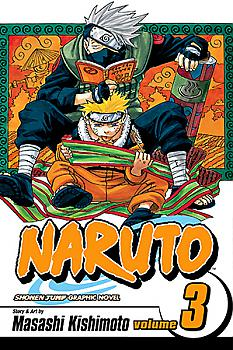 Naruto Manga Vol.   3