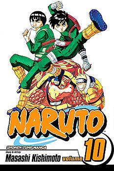 Naruto Manga Vol.  10