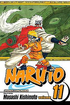 Naruto Manga Vol.  11