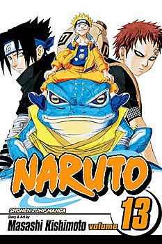 Naruto Manga Vol.  13