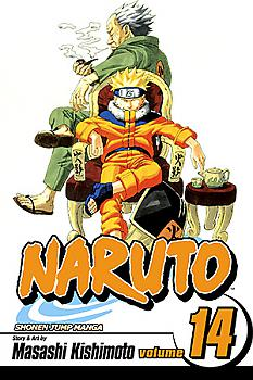 Naruto Manga Vol.  14