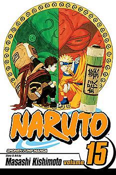 Naruto Manga Vol.  15