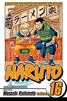 Naruto Manga Vol.  16