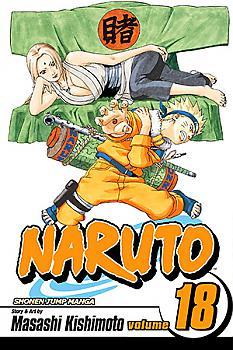 Naruto Manga Vol.  18