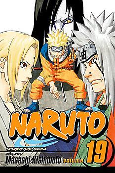 Naruto Manga Vol.  19