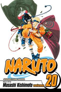 Naruto Manga Vol.  20