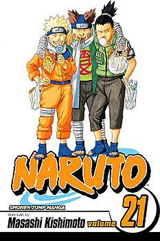 Naruto Manga Vol.  21