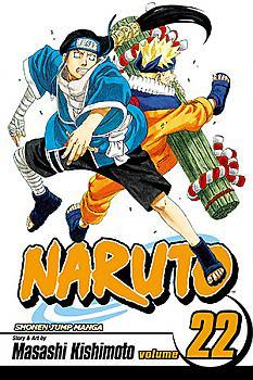 Naruto Manga Vol.  22