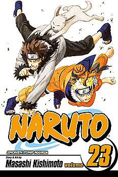 Naruto Manga Vol.  23