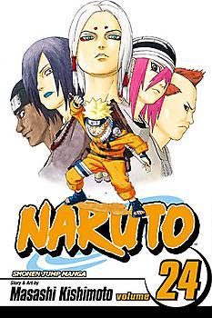 Naruto Manga Vol.  24