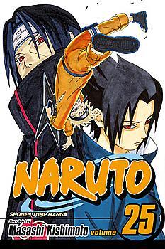 Naruto Manga Vol.  25