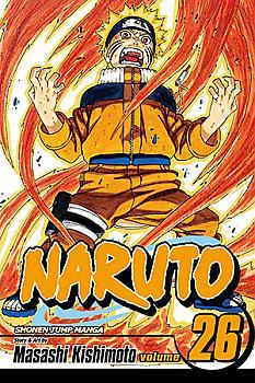 Naruto Manga Vol.  26