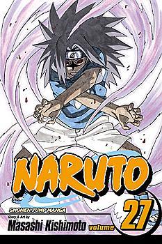 Naruto Manga Vol.  27
