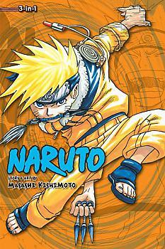 Naruto Omnibus Manga Vol.   2