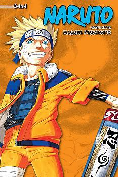 Naruto Omnibus Manga Vol.   4
