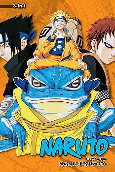 Naruto Omnibus Manga Vol.   5