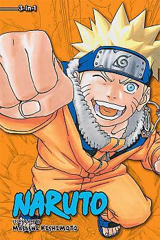 Naruto Omnibus Manga Vol.   7