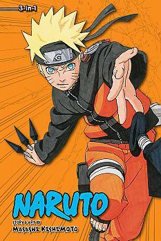 Naruto Omnibus Manga Vol.  10