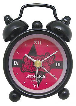 Angel Beats! Desk Clock Mini - Dead Monster